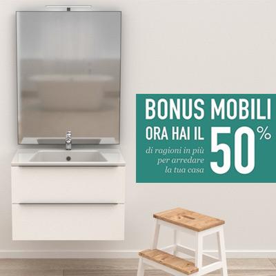 Detrazione fiscale fino a al 50% con il Bonus Mobili 2019