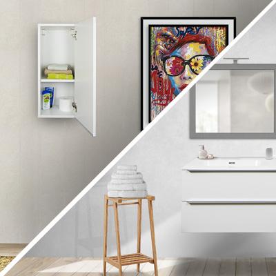 Arredare il tuo bagno con soluzioni salvaspazio