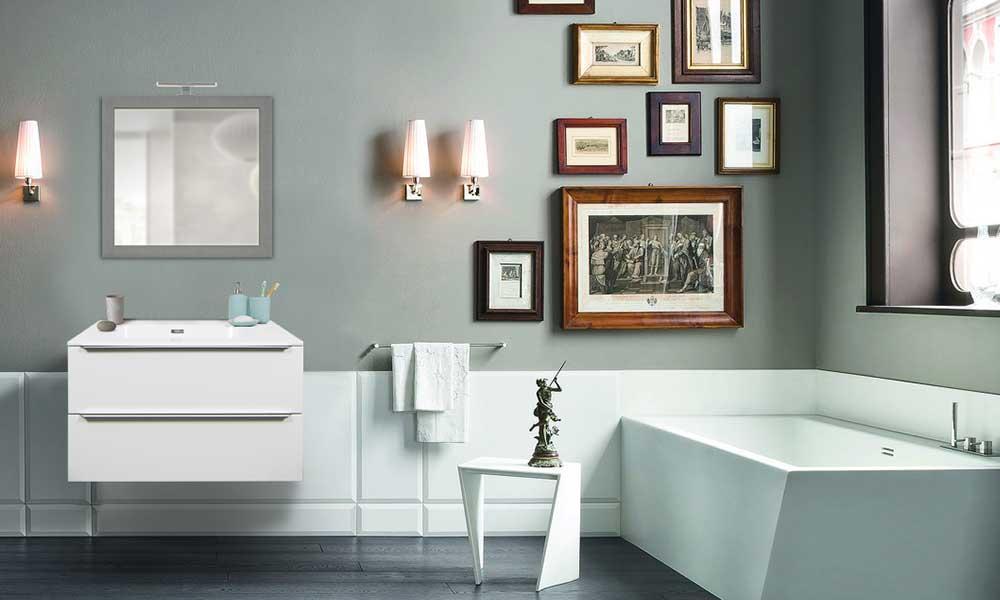 Arredare il bagno con mobili bagno economici
