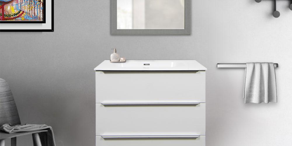 Specchi bagno: arredare il bagno con trucchi di design